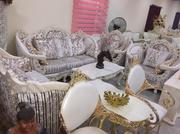 Complete Set Of Royal Turkish Sofa | Furniture for sale in Lagos State, Ojo