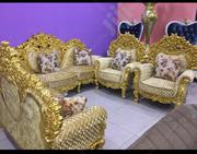 Golden Royal Chair | Furniture for sale in Lagos State, Ojo