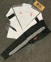 Juventus White Training Top Tracksuit 2019/20 | Clothing for sale in Lagos State, Lagos Mainland