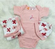 Baby Patch Baby Girl's 3pk Set | Children's Clothing for sale in Rivers State, Port-Harcourt