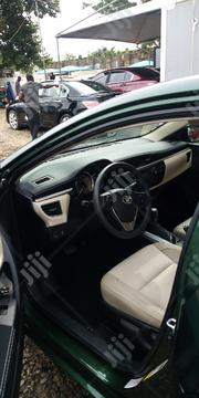 Toyota Corolla 2015 Green | Cars for sale in Abuja (FCT) State, Garki 2