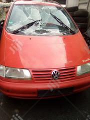 Volkswagen Sharan 2003 Automatic Red | Cars for sale in Lagos State, Isolo