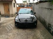 Mercedes-Benz C350 2008 Black | Cars for sale in Lagos State, Lagos Mainland