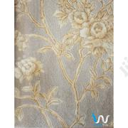 Gold Floral in Beige Suede Wallpaper | Home Accessories for sale in Abuja (FCT) State, Gwarinpa