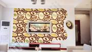 Colored Rings in Brown Wallpaper | Home Accessories for sale in Abuja (FCT) State, Gwarinpa
