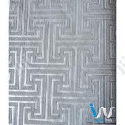 Grey Silver Suede Wallpaper | Home Accessories for sale in Abuja (FCT) State, Jabi