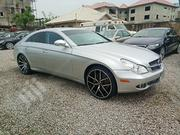 Mercedes-Benz CLS 2008 55 AMG Silver | Cars for sale in Abuja (FCT) State, Garki 2