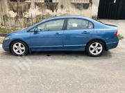 Honda Civic 2007 1.8 Sedan EX Blue | Cars for sale in Lagos State, Ikeja