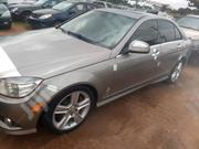 Mercedes-Benz C300 2009 Gray | Cars for sale in Edo State, Ikpoba-Okha
