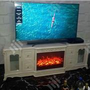 Tv Stand With Fire Place Stand (1.8metres) | Furniture for sale in Lagos State, Ojo