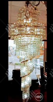 Chrystal Gold Bottle Chandelier | Home Accessories for sale in Lagos State, Ikeja
