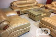 Complete Italian Leather Sofa/Chair. | Furniture for sale in Lagos State, Ikeja