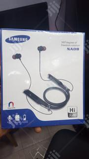 Samsung NA08 360 Rotable Bluetooth Neckband | Accessories for Mobile Phones & Tablets for sale in Lagos State, Ikeja