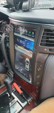 2010-2015 LEXUS LX570 Android Navigation System Full Screen | Vehicle Parts & Accessories for sale in Lagos State, Lagos Mainland