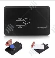 USB RFID Contactless Proximity Sensor Smart ID Card Reader | Computer Accessories  for sale in Lagos State, Ikeja