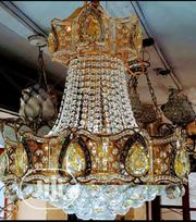 Crystal Gold Italian Chandelier. | Home Accessories for sale in Lagos State, Ikeja