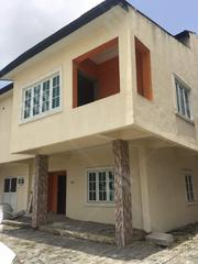 For Sale: 4 Bedroom Terrace House Within An Estate, Chevron | Houses & Apartments For Sale for sale in Lagos State, Lekki Phase 2
