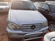 Mercedes-Benz M Class 2004 Silver | Cars for sale in Edo State, Oredo