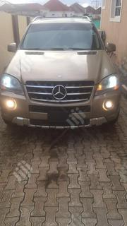 Mercedes-Benz M Class 2009 Gold | Cars for sale in Abuja (FCT) State, Kabusa