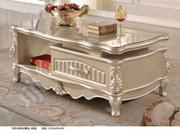 Executive Center Table Gold Colour | Furniture for sale in Lagos State, Ojo