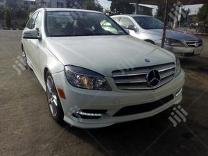 Mercedes-Benz C300 2010 White