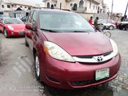 Toyota Sienna 2008 Red   Cars for sale in Lagos State, Amuwo-Odofin