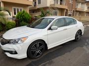Honda Accord 2017 White   Cars for sale in Abuja (FCT) State, Central Business District