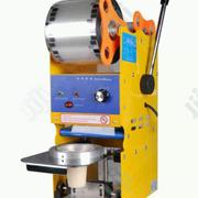 Manual Cup Sealing Machine | Manufacturing Equipment for sale in Lagos State, Shomolu