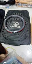 Car Mat With Steering Wheel Cover | Vehicle Parts & Accessories for sale in Ojo, Lagos State, Nigeria