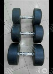 20kg American Fitness Dumbell | Sports Equipment for sale in Abuja (FCT) State, Central Business District