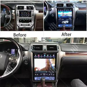 Android Multimedia Navigation System For Gx460