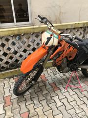 KTM 2009 Orange | Motorcycles & Scooters for sale in Lagos State, Lekki Phase 1