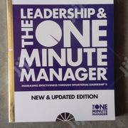 Leadership And The One Minute Manager | Books & Games for sale in Abuja (FCT) State, Wuye