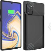 6000mah Power Bank Charging Case For Samsung Galaxy Note10 Plus Black | Accessories for Mobile Phones & Tablets for sale in Lagos State, Ikeja