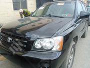 Toyota Highlander 2002 Black | Cars for sale in Lagos State, Yaba