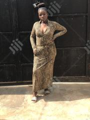 Animal Print Long Gown | Clothing for sale in Lagos State, Ifako-Ijaiye