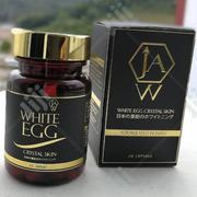 Jaw White Egg (Crystal Skin Super Whitening Capsules)   Vitamins & Supplements for sale in Lagos State, Amuwo-Odofin