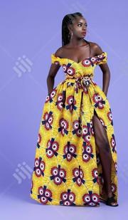 Ankara Maxi Dress | Clothing for sale in Lagos State, Ajah