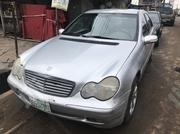 Mercedes-Benz C230 2003 Silver   Cars for sale in Lagos State, Mushin
