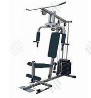 One Multi Station Gym With 50kg Vinyl Weight Stack.   Sports Equipment for sale in Lagos State, Lagos Mainland