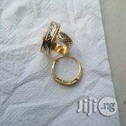 Solid ITALY 750 Tested 18krt Gold Wedding Ring Set | Wedding Wear for sale in Lagos State, Lagos Island
