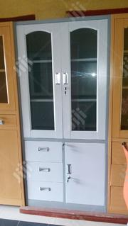 Strong Quality Metal Filling Cabinet Shelf 2-Doors | Furniture for sale in Lagos State, Ojo
