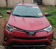 Toyota RAV4 2016 XLE AWD (2.5L 4cyl 6A) Red | Cars for sale in Lagos State, Mushin