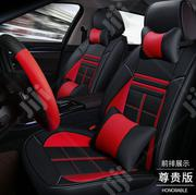 Universal PU Leather Deluxe Luxury Edition Seat Covers. | Vehicle Parts & Accessories for sale in Lagos State, Ikeja