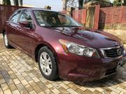 Honda Accord 2009 LX-P Automatic Red | Cars for sale in Abuja (FCT) State, Central Business District