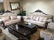 Set of Italian Royal Chair New Design | Furniture for sale in Lagos State, Ikeja