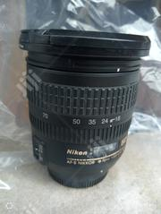 Nikon APS 18-70mm Lens UK Use Like New Auto Focus | Accessories & Supplies for Electronics for sale in Edo State, Ikpoba-Okha