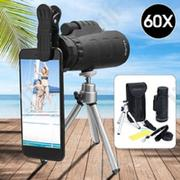 Clip Cell Phone 60x Magnifier Microscope | Accessories for Mobile Phones & Tablets for sale in Lagos State, Ikeja