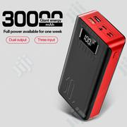 30000mah LED Display Fast Charging Authentic Power Bank | Accessories for Mobile Phones & Tablets for sale in Lagos State, Surulere