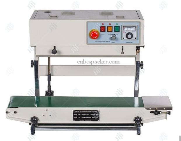 High Quality Continuous Band Sealing Machine